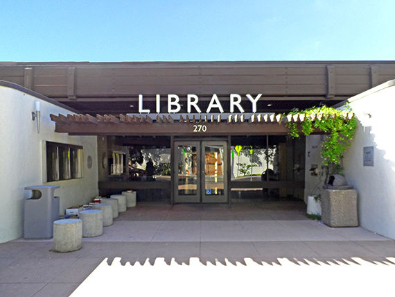 Palo Alto Downtown Library