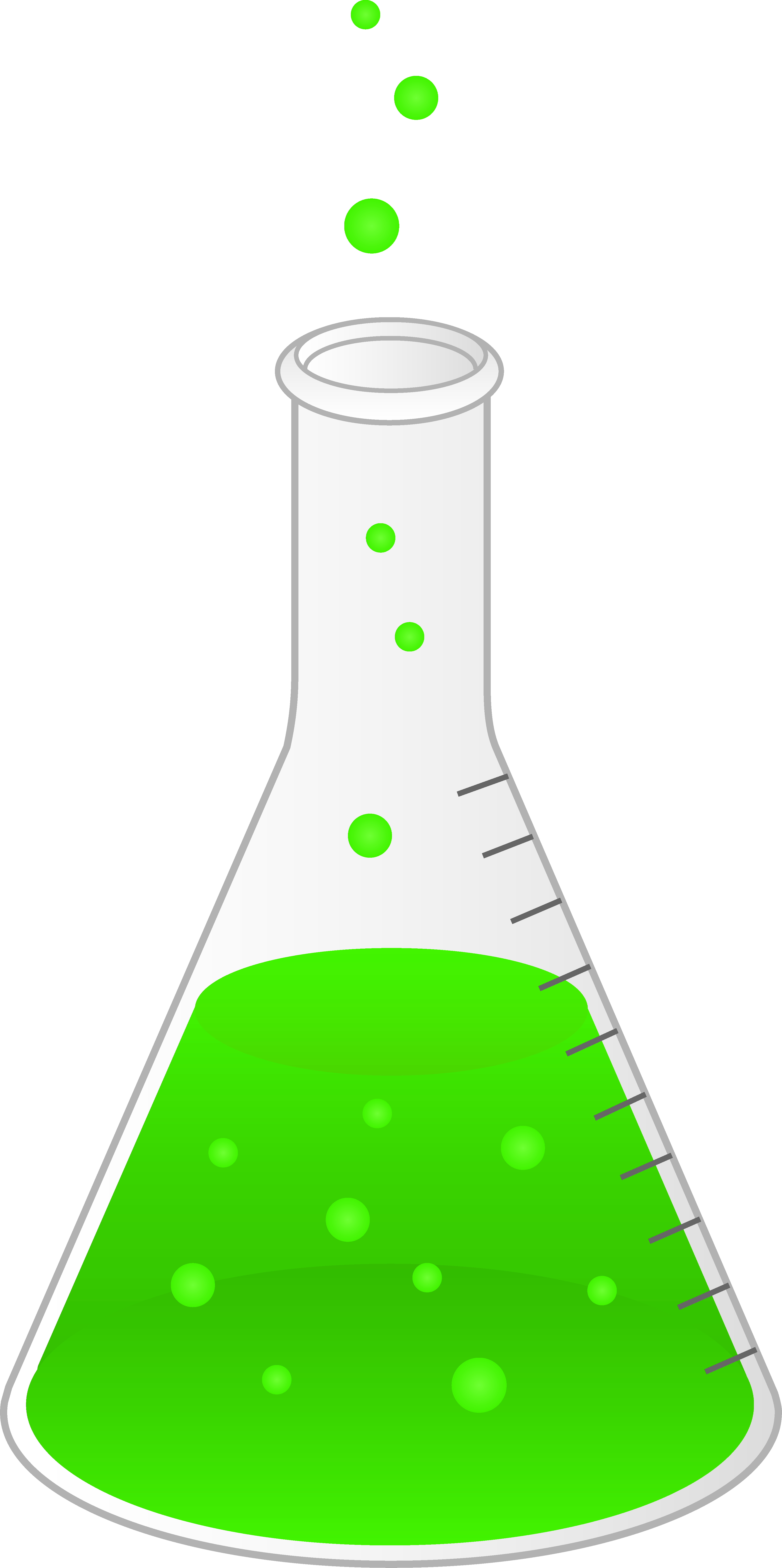 clipart test tubes and beakers - photo #21