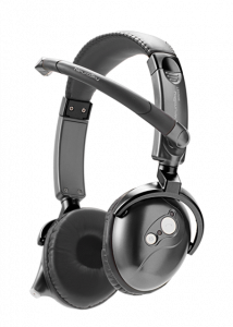 Other than the EEG sensor, the headset is indistinguishable from a conventional Bluetooth headset.