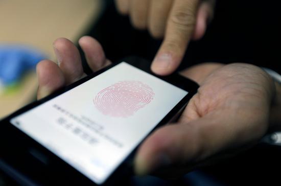 What happens if your fingerprint scan is stolen? (Jason Lee/Reuters)