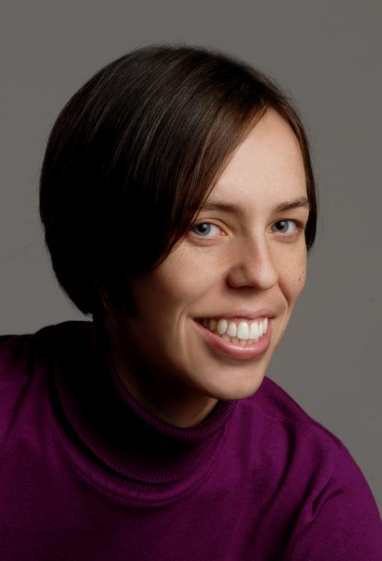Assistant professor Jenna Burrell