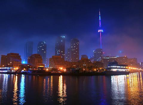 "Toronto, Canada<br />(Photo by <a href=""http://www.flickr.com/photos/dexxus/2624265878/"">Paul Bica</a>)"