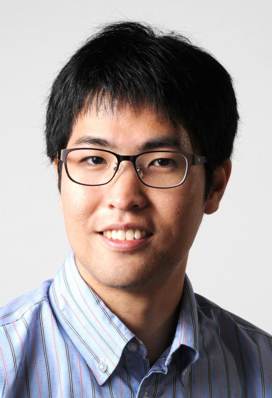 Ph.D. student Seongtaek Lim