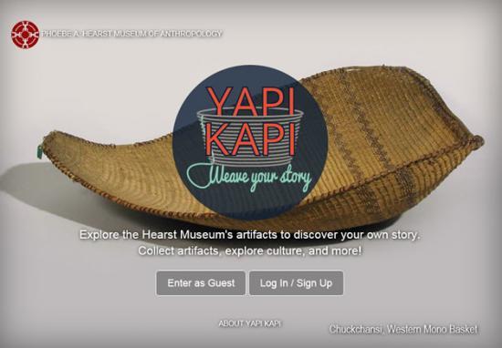 "Yapi Kapi means ""remember your story"" in the Lakota language of North Dakota."