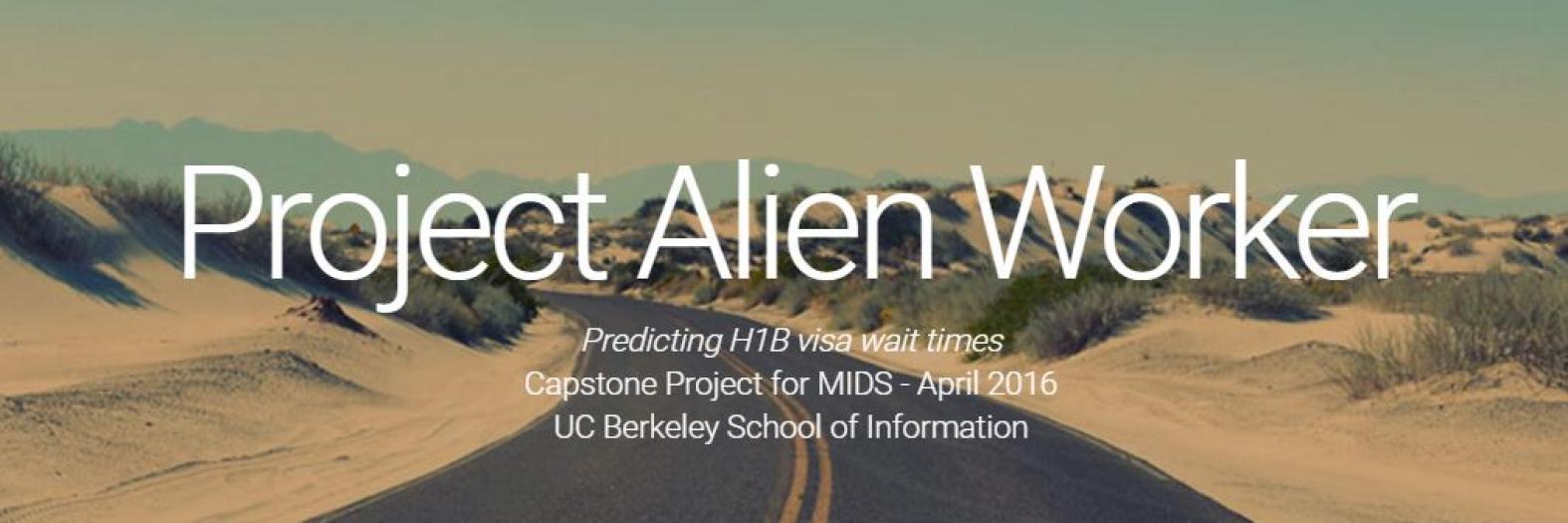 Project Alien Worker