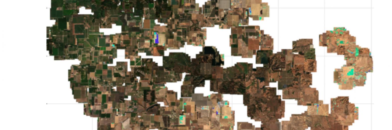 Labelling Satellite images