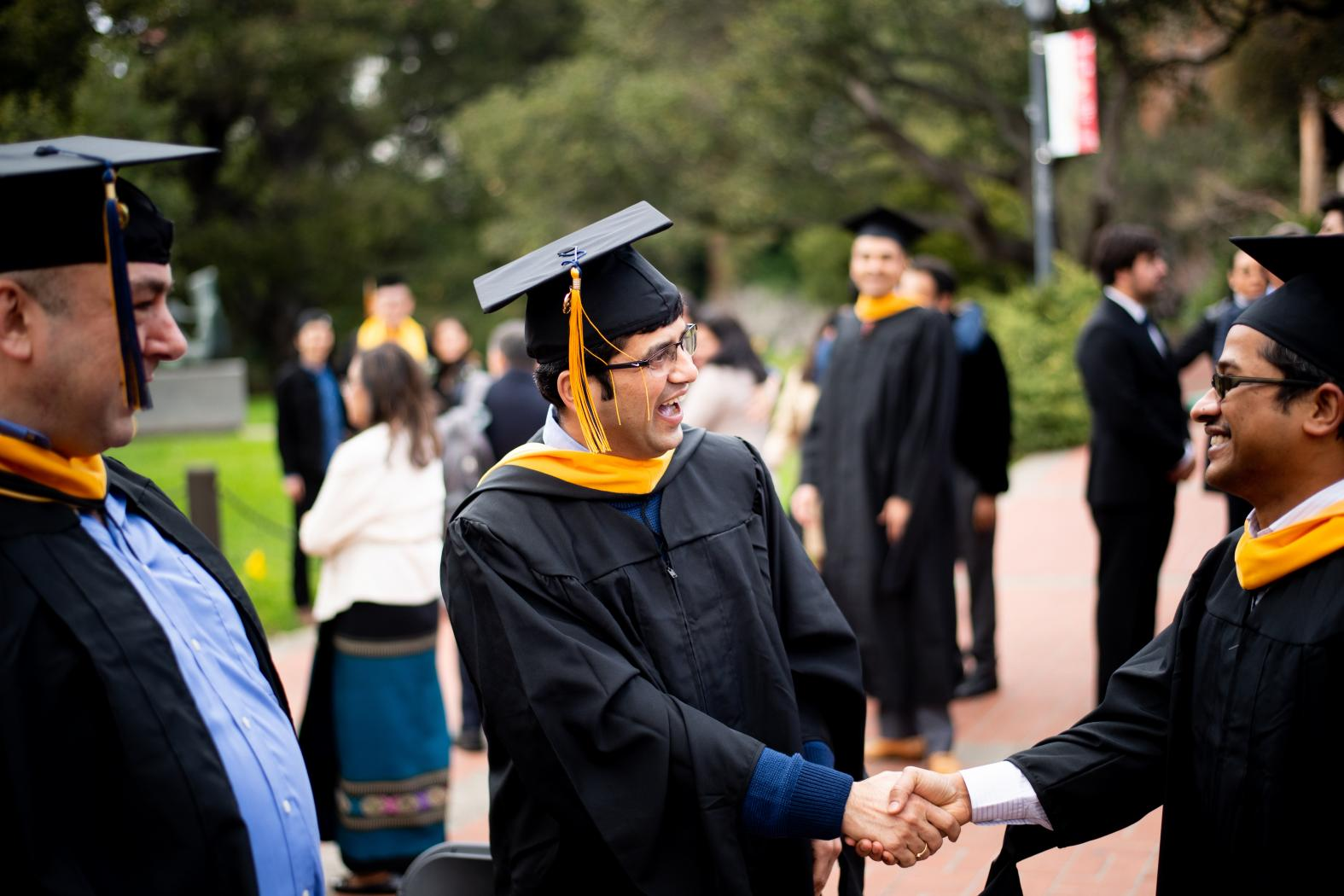 Commencement Speakers Address the Humanity Behind Data Science | UC