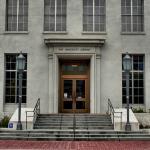 The Bancroft Library (photo by John Martinez Pavliga)