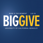 Now is the moment — BIG GIVE — 3.8.18