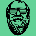 Hipster Socrates aka Gadfly