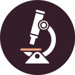 ParasiteID microscope logo