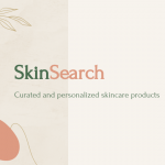 SkinSearch Skincare Recommendation Logo