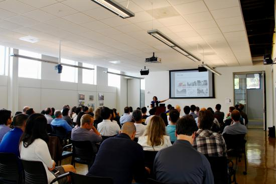 "Professor Josh Blumenstock presents ""Fighting Global Poverty with Big Data."""