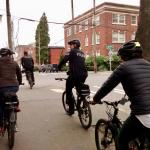 RideAlong bike research with the Seattle PD