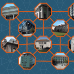 graphic of UC Berkeley departments involved in Data Science