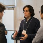 Josh Blumenstock at the Artifical Intelligence for Economic Development conference