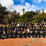 MIDS and MICS graduates from the Class of 2019