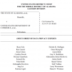 front page of amicus brief