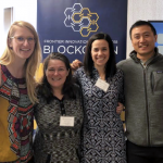 Team Clinico at Blockchain Bootcamp