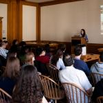 Keynote speaker Rachel Hinman