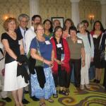 Some alumni & friends from the ALA reception.