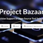 Bazaar: Open Source Decision Support