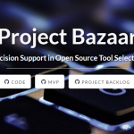 Bazaar: Open Source Decision Support