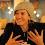danah boyd (photo courtesy of Robert Scoble)