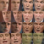 Faces for training deepfakes generator