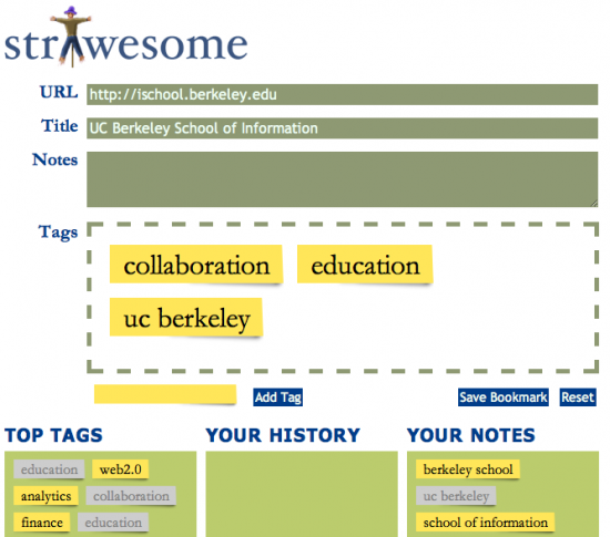 Student Project: Strawesome