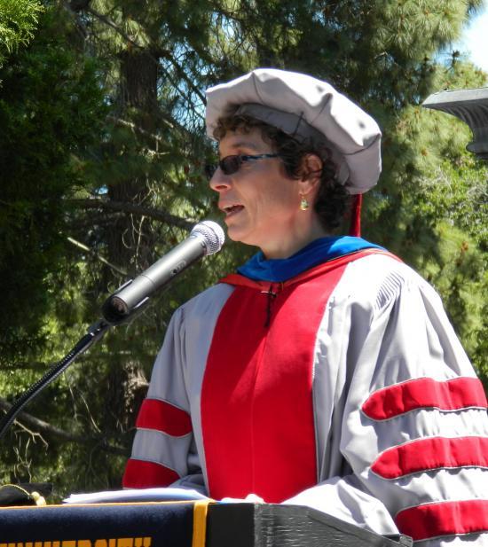 Dean AnnaLee Saxenian
