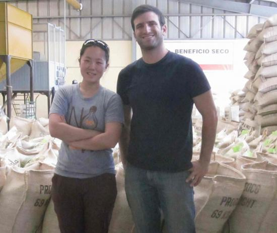 Iris Shim and Ariel Chait conducted field research at a coffee cooperative in Oaxaca, Mexico, in summer 2011.