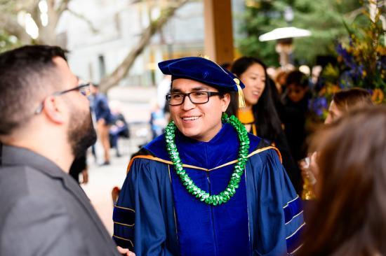Professor Michael Rivera (Noah Berger, 2019)