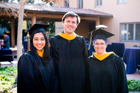 MIDS graduates