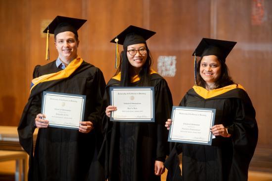 MIDS students receive capstone award