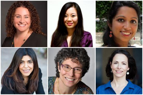 female speakers at DataEDGE 2018