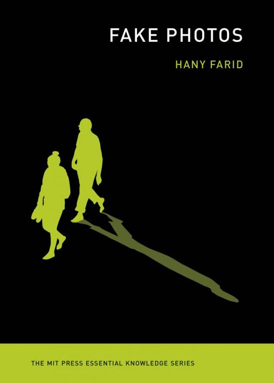 book cover for Fake Photos by Hany Farid