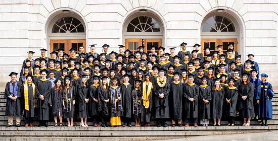 group photo the class of 2019