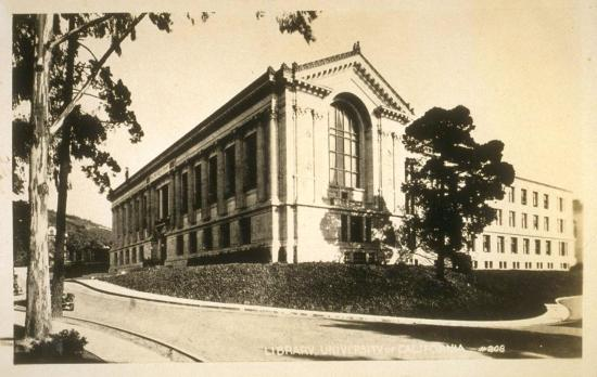library c.1900