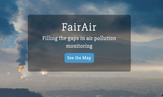 FairAir website