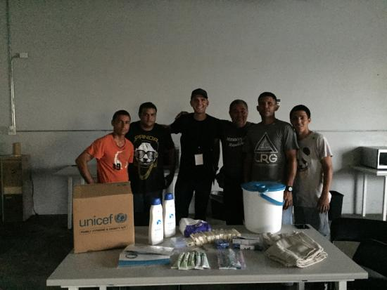 UNICEF is one of the organizations that worked with the Puerto Rico Recovery Fund.
