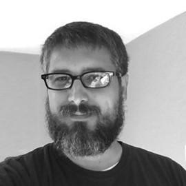 Assistant professor Brian Carver