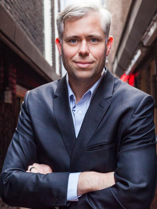 Adjunct professor Chris Hoofnagle