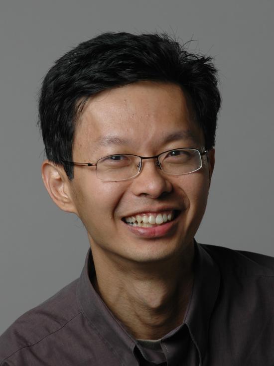 Professor John Chuang, recipient of the IMSA Distinguished Teaching Award