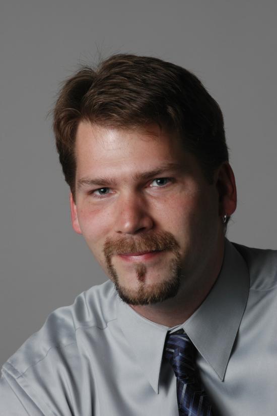Associate professor Coye Cheshire