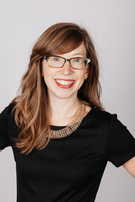 Rebecca Andersen, director of career services