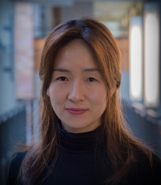 Yejin Choi (photo by Bruce Hemingway)