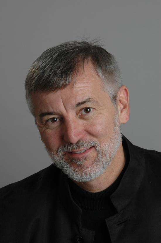 Adjunct professor Robert Glushko