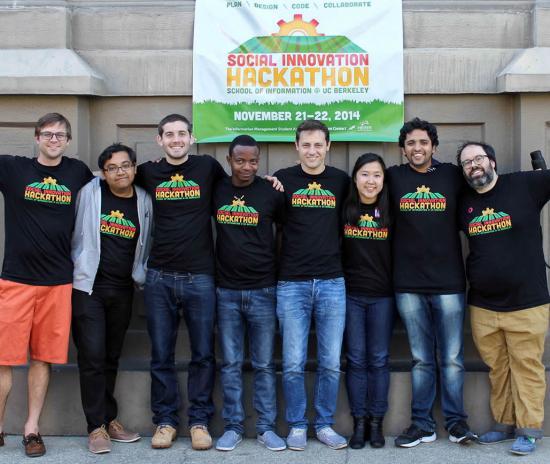 Organizers: Shaun Giudici, Nikhil Mane, Bill Chambers, Chalenge Masekera, Tim Meyers, Jenny Lo, Anand Rajagopal & Ian MacFarland