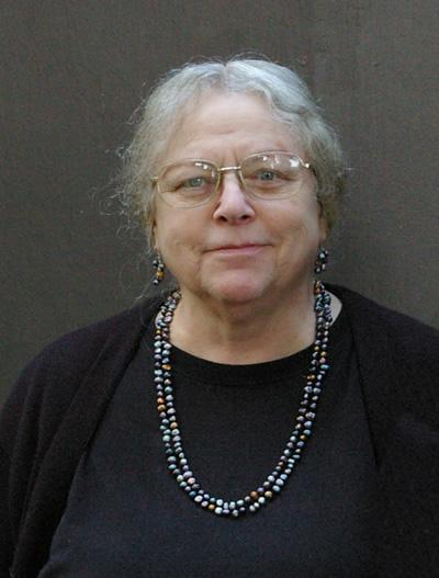 Barbara Pitschel, 1939&ndash;2010 <br />(photo: Margo Bors)